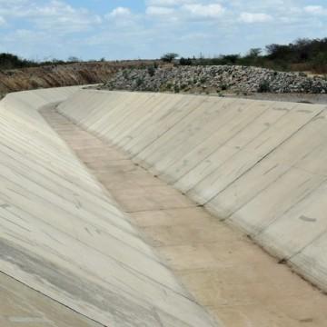 Eixo norte do Ramal do Agreste está previsto para ser concluído no segundo semestre