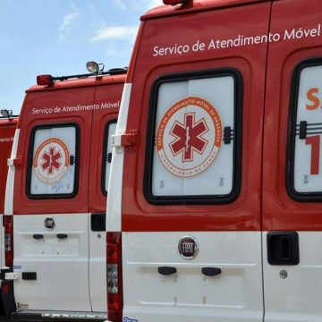 Samu registra aumento em atendimentos durante pandemia