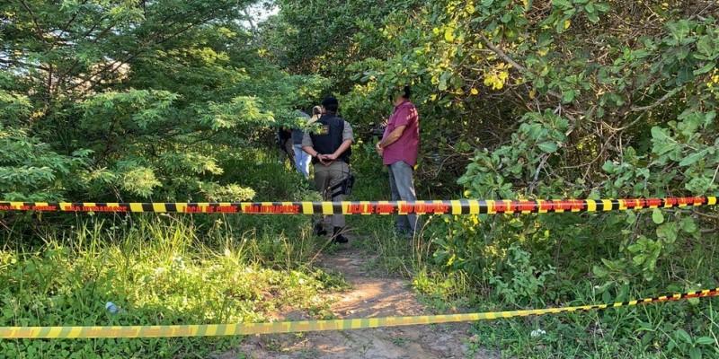 A jovem estava desaparecida desde o último domingo (25) e o corpo foi achado nesta terça-feira (27)