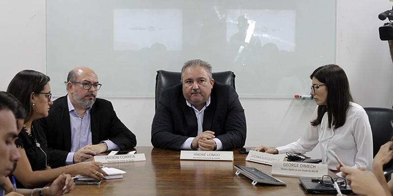 De acordo com a Secretaria de Saúde de Pernambuco, ao todo, foram 20 notificações para a doença