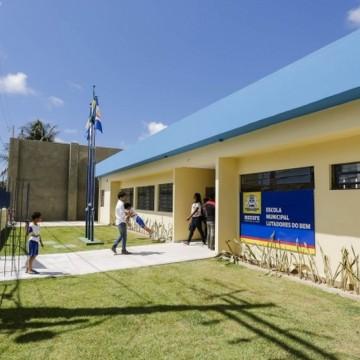 Inscrições para 4,6 mil vagas remanescentes em escolas municipais estão abertas no Recife