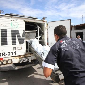 Nos últimos 2 anos, menos da metade dos crimes violentos em Pernambuco foram solucionados