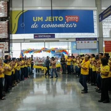 Novo Atacadão e Ferreira Costa reforçam reação do varejo no Nordeste com investimentos de R$ 600 milhões