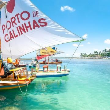 Ipojuca lança campanha para incentivar turismo em Porto de Galinhas