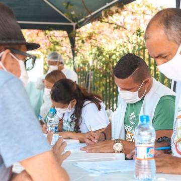 Campanha de testagem Covid tem início em bairros de Caruaru