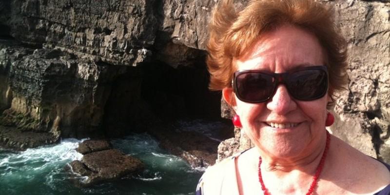 Aos 80 anos, ela lutava contra um câncer