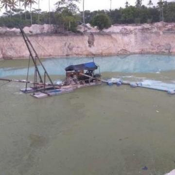 Mineradora recebe multa de R$ 131,5 mil por operar ilegalmente em Área de Preservação Ambiental