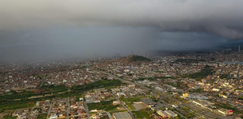 Apac emite alerta de chuvas para Pernambuco