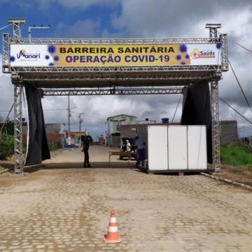 Manari é a única cidade pernambucana sem casos da Covid-19