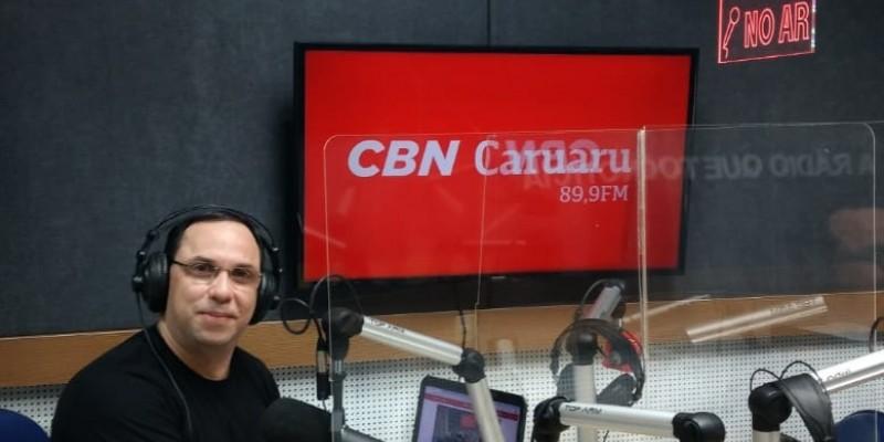 Gestão moderna, economia em movimento, CBN Pet, Entrevista Total e o Jogo Limpo Segundo Tempo