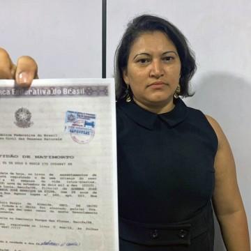 Mulher consegue direito de registrar filho natimorto