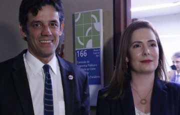 Com apoio de Daniel à Patrícia, convenção  do Podemos e do Cidadania será conjunta