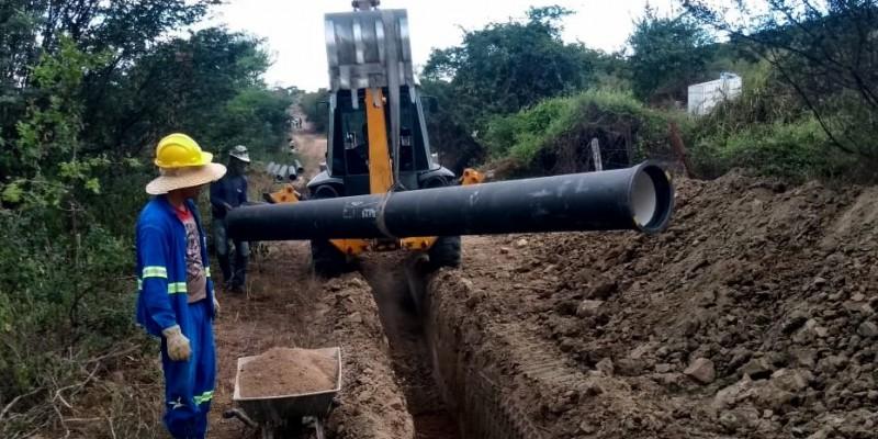 Secretária de Infraestrutura e Recursos Hídricos ressalta que a região enfrenta o maior déficit hídrico do país