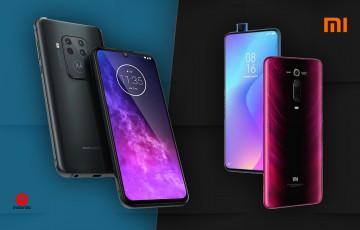 Veja um comparativo entre os smartphones intermediários Xiaomi MI 9T e o Motorola One Zoom