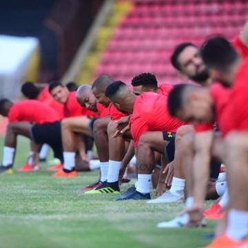 Com ausências, Sport encerra preparação para confronto contra o CRB