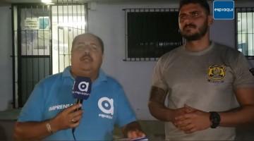 Mulher e adolescente são detidos após tentativa de latrocínio contra um homem no bairro do Salgado