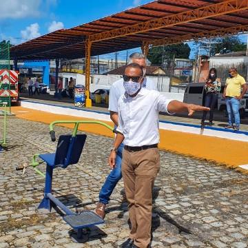 Prefeitura de Olinda entrega Espaço de Lazer do Caenga nesta sexta-feira