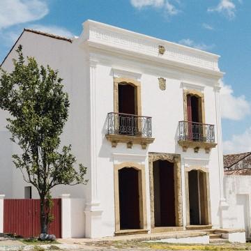 Concluídas obras de conservação em sobrado histórico de Igarassu