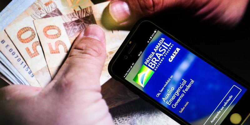 Recursos também poder transferidos para uma conta corrente