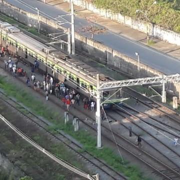 Linha Sul do Metrô do Recife opera com atrasos no início da semana