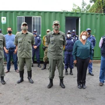 Camaragibe ganha unidade de policiamento comunitário Koban