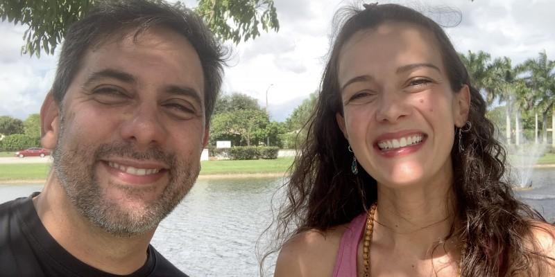 Capoeirista de Goiás casada com pernambucano fala da vida e dos projetos para o futuro nos #EUA