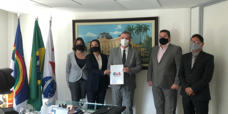 O financiamento foi anunciado em evento com a Ordem dos Advogados de Pernambuco