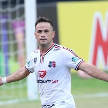Santa vence com gols de Pipico e leva Sport à briga no rebaixamento