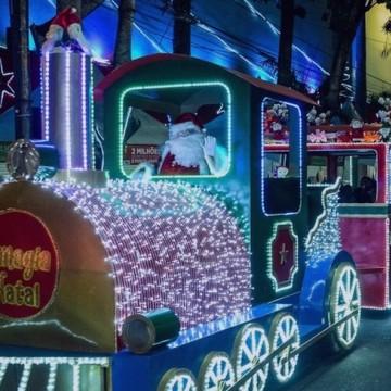 Programação da 'A Magia do Natal', em Garanhuns, é suspensa