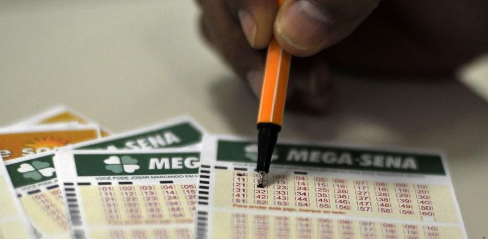 Mega-Sena acumula  e prêmio vai a R$ 50 milhões