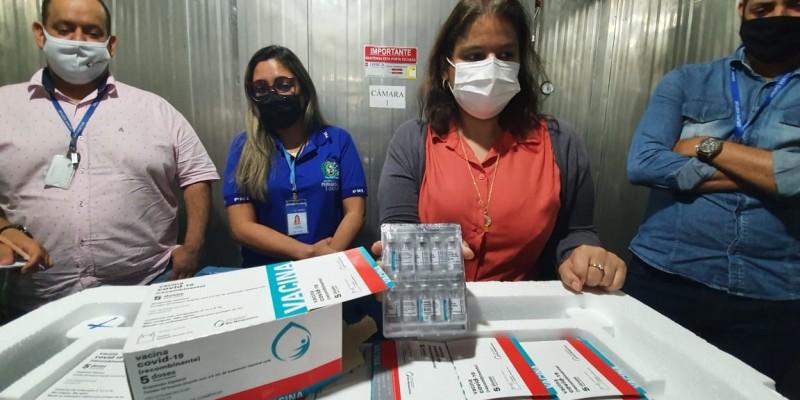 Novos grupos de vacinação no Recife, Olinda e Jaboatão