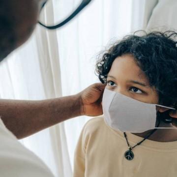 Doença acarretada pelo Covid-19 atinge crianças