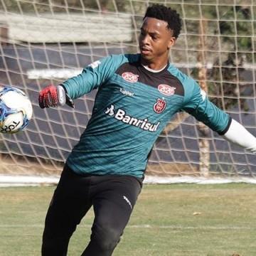 Sport contrata goleiro Carlos Eduardo, que estava no Brasil de Pelotas