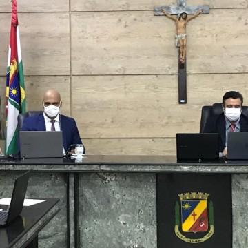 Audiência Pública em Caruarudebate retorno gradual dos eventos sociais no município