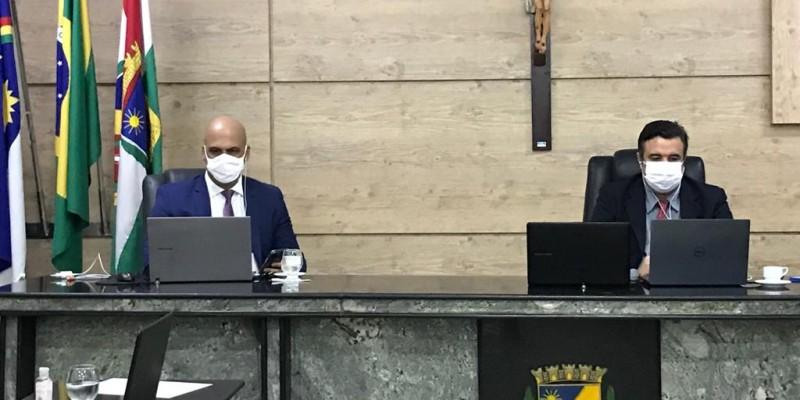 Evento solicitado pelo vereador Anderson Correia foi realizado na manhã desta quarta-feira (5), na Câmara Municipal