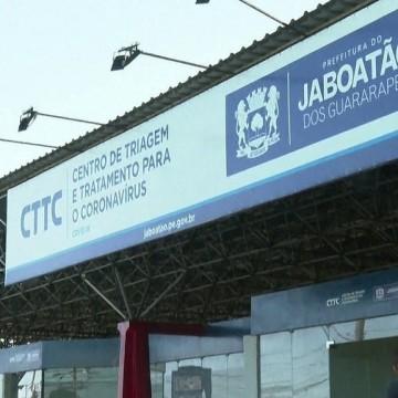 Hospital de campanha começa a funcionar em Jaboatão