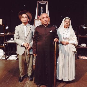 Espetáculo 'Padre Cícero' marca a volta do teatro caruaruense nesta sexta-feira (23)