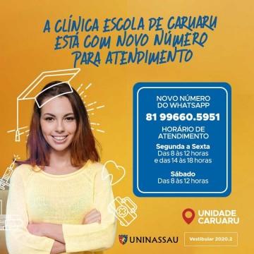 Clínica disponibiliza atendimento psicológico gratuito em Caruaru