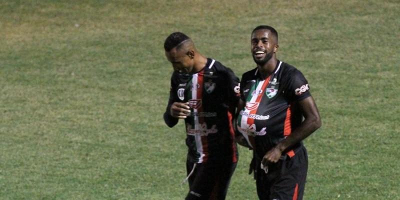 Tarcísio, William Daltro e João Paulo foram os responsáveis pela vitória por 3x0 do Tricolor Sertanejo