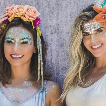 Oftalmologista destaca os cuidados necessários com uso das maquiagens no carnaval