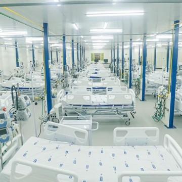 Pernambuco cumpre meta de mil leitos para a Covid-19 em 40 dias