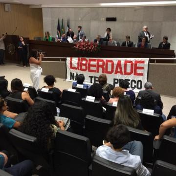 Audiência pública discute o monitoramento eletrônico dos presos em PE