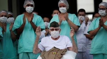 Ministério da Saúde divulga que Brasil tem 22.130 curados da covid-19