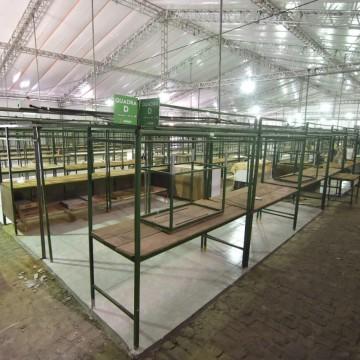 Mercado de Carne será transferido para espaço temporário