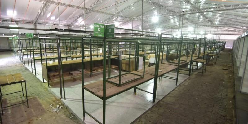 A Prefeitura de Caruaru realiza transferência do Mercado de Carne para um espaço temporário