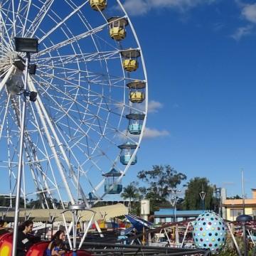 Parques de diversão são liberados para reabrir em Pernambuco