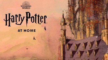 """Projeto """"Harry Potter em Casa"""" reunirá astros em leitura de livro da saga"""