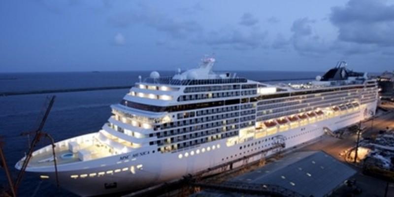 Em números absolutos, o ancoradouro previa movimentar cerca de 82 mil toneladas de produtos, mas registrou a movimentação de 166.041 toneladas