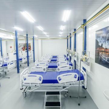 Hospitais de Campanha do Recife chegam a 2.500 altas