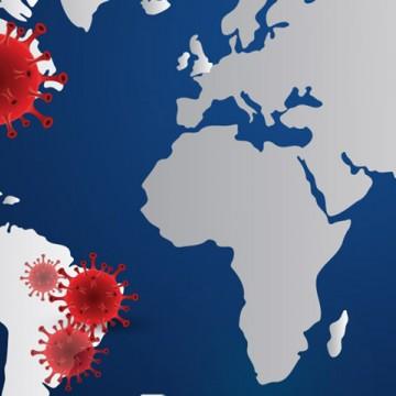 Coronavírus: EUA x Brasil